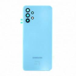 Vitre arriere Samsung Galaxy A32 5G bleu
