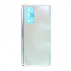 Vitre arriere Xiaomi Mi 10T Pro aurora bleu