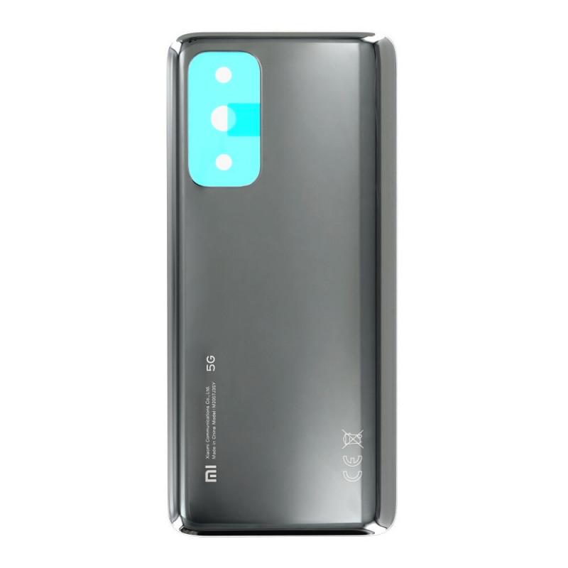 Vitre arriere Xiaomi Mi 10T noir cosmique
