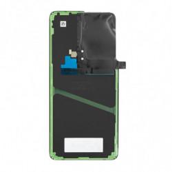 cache batterie Samsung Galaxy S21 Ultra 5G argent fantôme