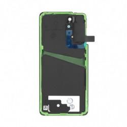 cache batterie Samsung Galaxy S21 5G gris fantôme