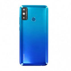 Huawei vitre arriere P Smart 2020 bleu