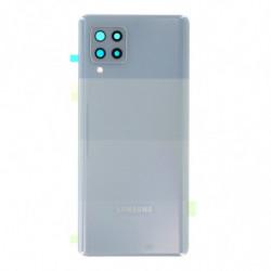 Vitre arriere Samsung Galaxy A42 5G gris