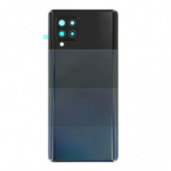 Vitre arriere Samsung Galaxy A42 5G noir