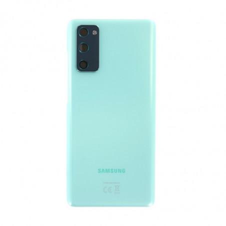 Vitre arriere Samsung Galaxy S20 FE 5G cloud mint