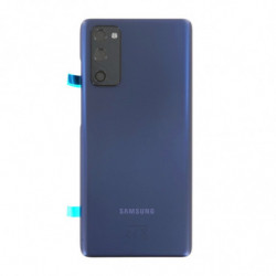 Vitre arriere Samsung Galaxy S20 FE 5G cloud navy