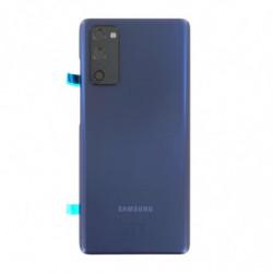 Vitre arriere Samsung Galaxy S20 FE 4G cloud navy