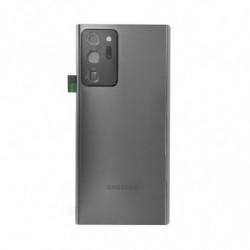 Vitre arriere Samsung Galaxy Note 20 Ultra 5G noir