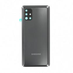 Vitre arriere Samsung Galaxy A51 5G noir