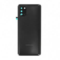 Vitre arriere Samsung Galaxy A31 noir