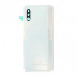 Vitre arriere Samsung Galaxy A90 5G blanche