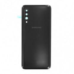 Vitre arriere Samsung Galaxy A90 5G noir