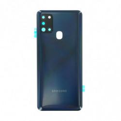 Samsung vitre arriere Galaxy A21s noir