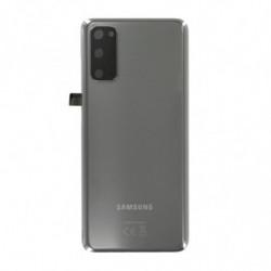 Vitre arriere Samsung Galaxy S20 5G Gris