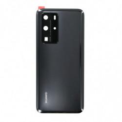 Huawei vitre arriere P40 Pro noir
