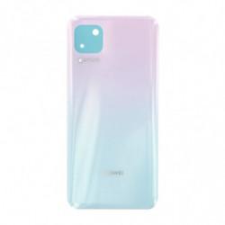 Vitre arriere Huawei P40 Lite sakura rose