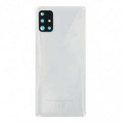 Samsung Galaxy A51 Vitre arriere prism crush blanc