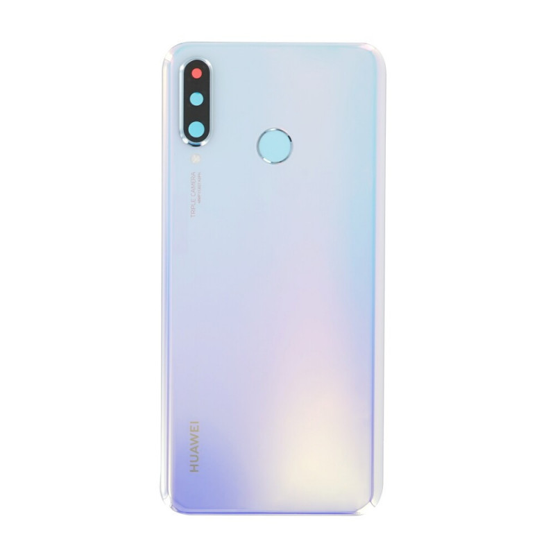 Vitre arriere Huawei P30 Lite respiration cristal