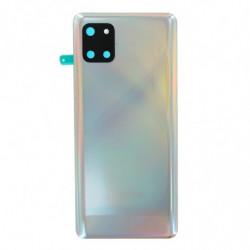 Vitre arriere pour Samsung Galaxy Note 10 Lite aura lueur