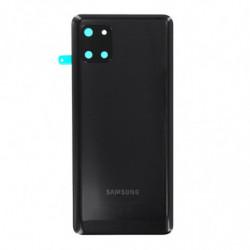 Vitre arriere Samsung Galaxy Note 10 Lite aura noir