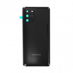 Samsung vitre arriere Galaxy S10 Lite prisme noir