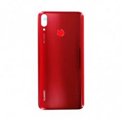 Vitre arriere Huawei Y9 2019 rouge corail
