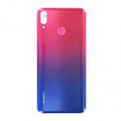 Vitre arriere Huawei Y9 2019 Aurora Violet