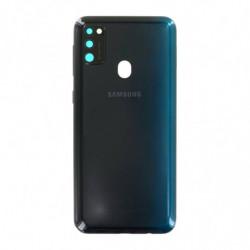 Vitre arriere Samsung Galaxy M30s noir