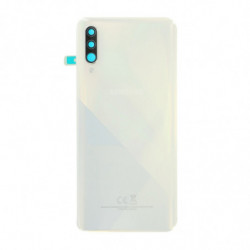 Vitre arriere Samsung Galaxy A30s Blanc