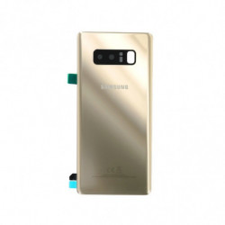 Vitre arriere Samsung Galaxy Note 8 or