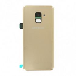 Vitre arriere Samsung Galaxy A8 (2018) or
