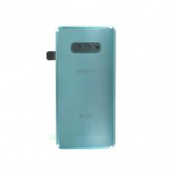 Samsung vitre arriere Galaxy S10e Duos vert