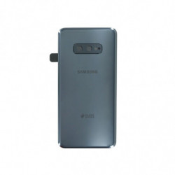 Samsung vitre arriere Galaxy S10e Duos noir
