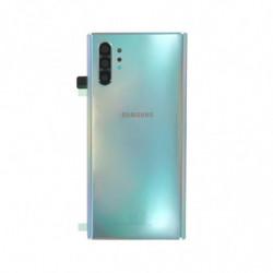 Vitre arriere Samsung Galaxy Note 10+ 5G argent