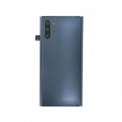 Vitre arriere Samsung Galaxy Note 10+ 5G aura noir