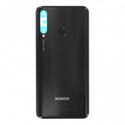 Vitre arriere pour Huawei Honor 20 Lite Noir Minuit