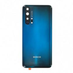 Vitre arriere Huawei Honor 20 Pro bleu fantôme