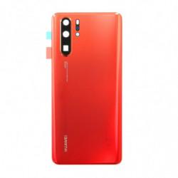 Vitre arriere Huawei P30 Pro ambre sunrise