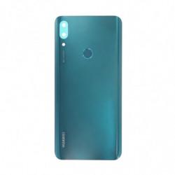 Vitre arriere Huawei P Smart Z vert émeraude