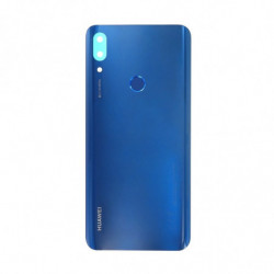 Vitre arriere Huawei P Smart Z bleu saphir
