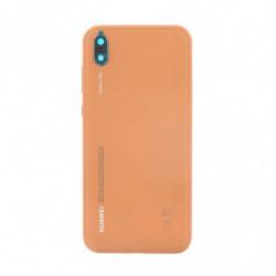 Huawei vitre arriere Y5 2019 marron