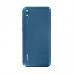 Huawei vitre arriere Y5 2019 bleu