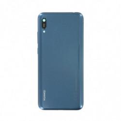 Huawei vitre arriere Y6 2019 bleu