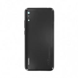 Huawei vitre arriere Y6 2019 noir