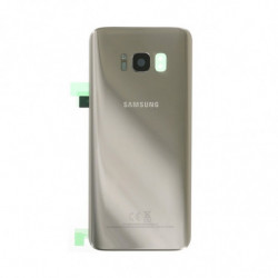 Vitre arriere Samsung Galaxy S8 or