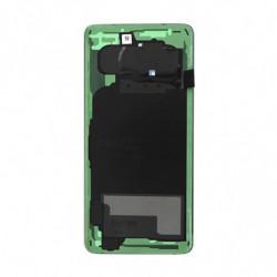Samsung cache batterie Galaxy S10 bleu