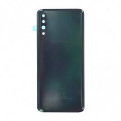 Vitre arriere Samsung Galaxy A70 noir