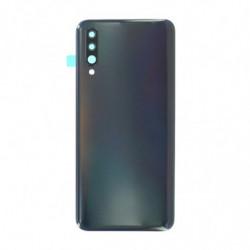 Vitre arriere Samsung Galaxy A50 noir