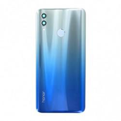 Vitre arriere pour Huawei Honor 10 Lite bleu ciel