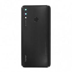 Vitre arriere pour Huawei Honor 10 Lite noir minuit